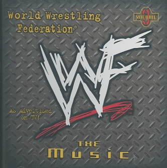 World Wrestling Federation: The Music, Volume 3 cover