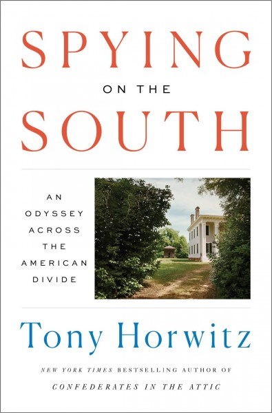 Spying on the South: An Odyssey Across the American Divide cover