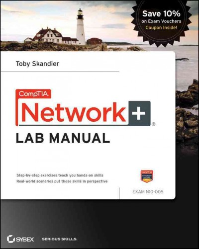 CompTIA Network+ Lab Manual cover