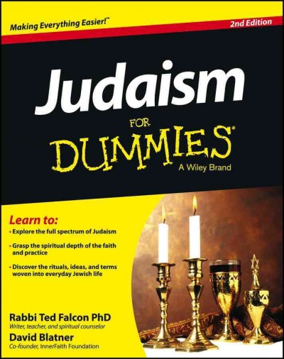 Judaism FD 2e cover