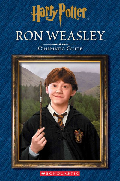 Ron Weasley: Cinematic Guide (Harry Potter) (Harry Potter Cinematic Guide) cover
