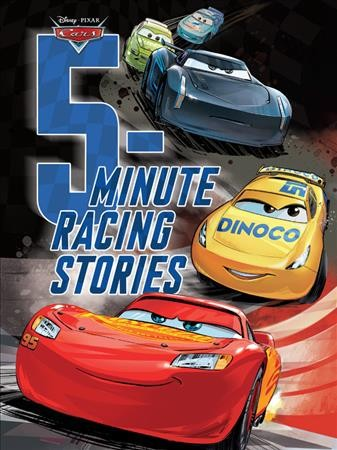 5-Minute Racing Stories (5-Minute Stories) cover