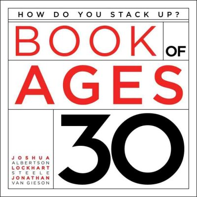 Book of Ages 30 cover