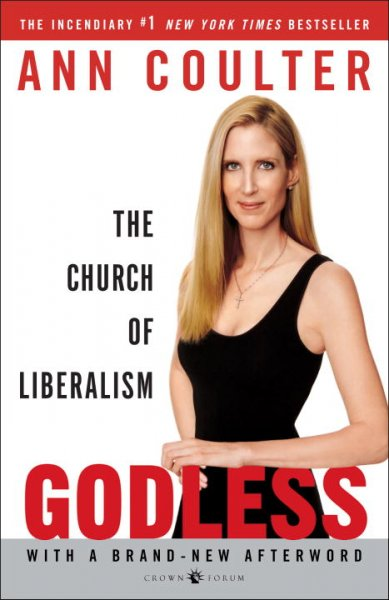 Godless: The Church of Liberalism cover