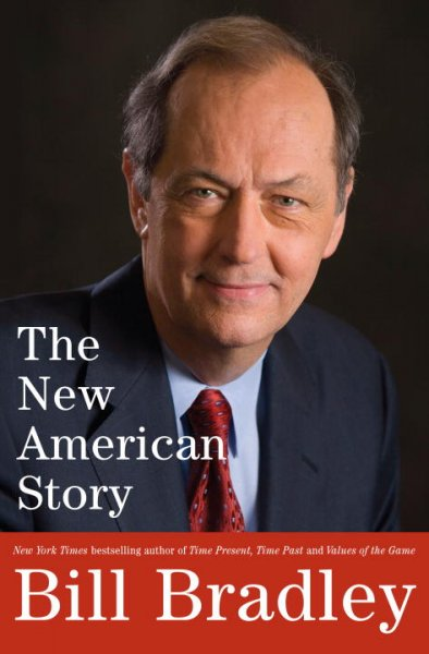 The New American Story cover