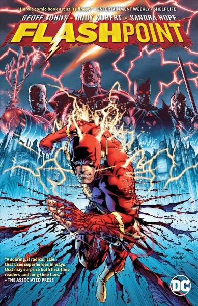 Flashpoint cover