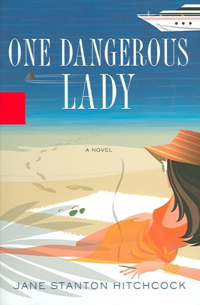 One Dangerous Lady cover