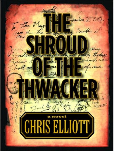 The Shroud of the Thwacker cover
