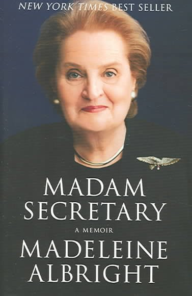 Madam Secretary: A Memoir cover
