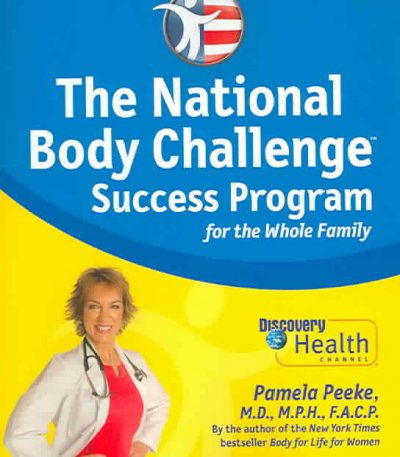 The National Body Challenge Success Program for the Whole Family cover