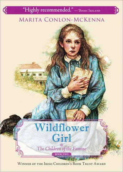 Wildflower Girl (The Children of the Famine) cover