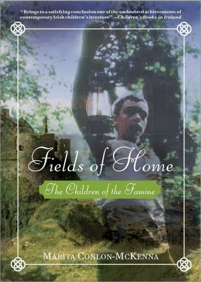 Fields of Home (Children of the Famine Trilogy) cover