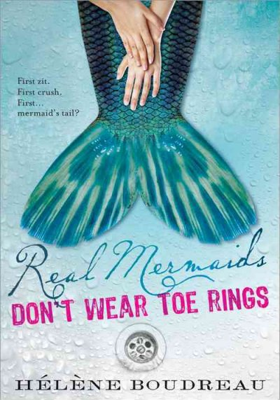 Real Mermaids Don't Wear Toe Rings cover