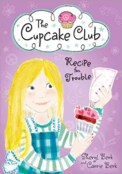 Recipe for Trouble: The Cupcake Club cover