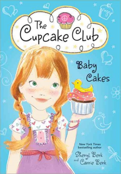 Baby Cakes: The Cupcake Club cover
