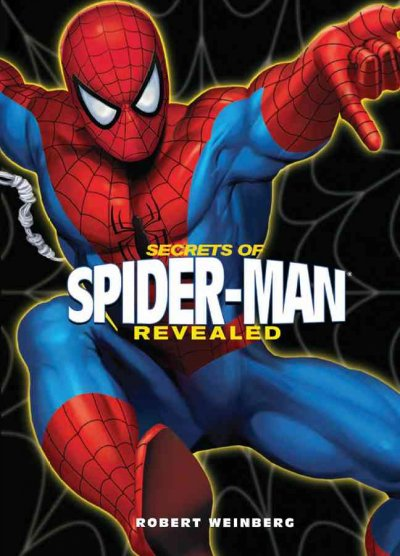 Secrets of Spider-Man Revealed cover