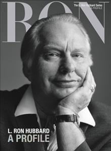 L. Ron Hubbard: A Profile (The L. Ron Hubbard Series, The Complete Biographical Encyclopedia) cover