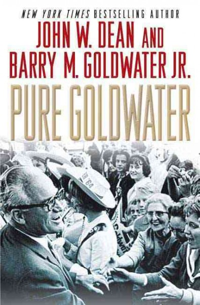 Pure Goldwater cover