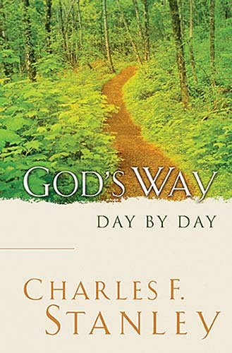 God's Way: Day by Day cover