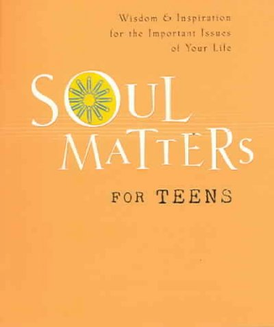 Soul Matters For Teens cover