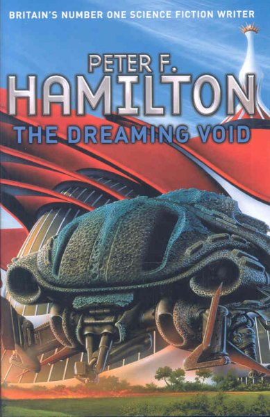 The Dreaming Void (The Void Trilogy) cover