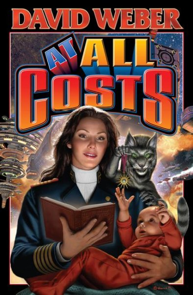 At All Costs (Honor Harrington #11) cover
