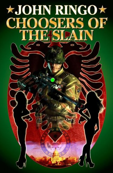 Choosers of the Slain (Paladin of Shadows, Book 3)
