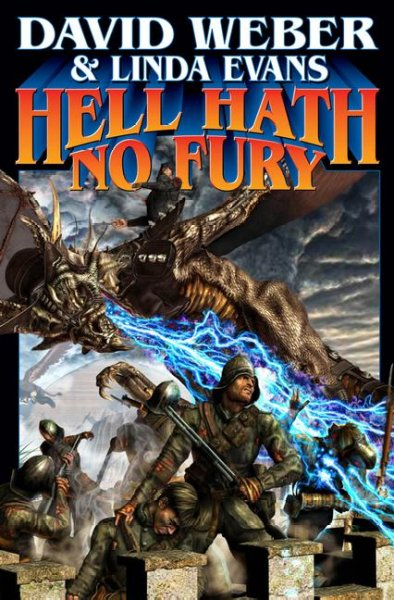 Hell Hath No Fury (Multiverse, Book 2) cover