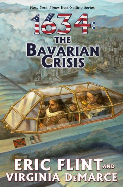 1634: The Bavarian Crisis (9) (The Ring of Fire)