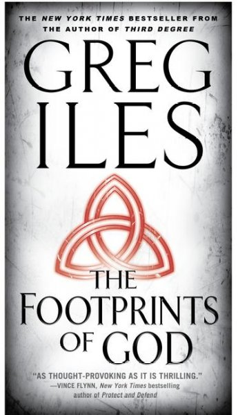 The Footprints of God: A Novel cover