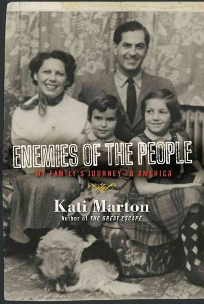 Enemies of the People: My Family's Journey to America cover