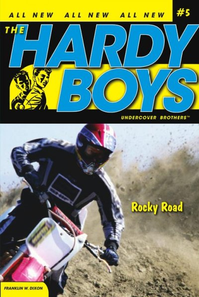 Rocky Road (Hardy Boys: Undercover Brothers, No. 5) cover