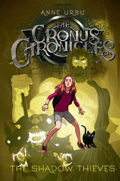 The Shadow Thieves (1) (The Cronus Chronicles) cover