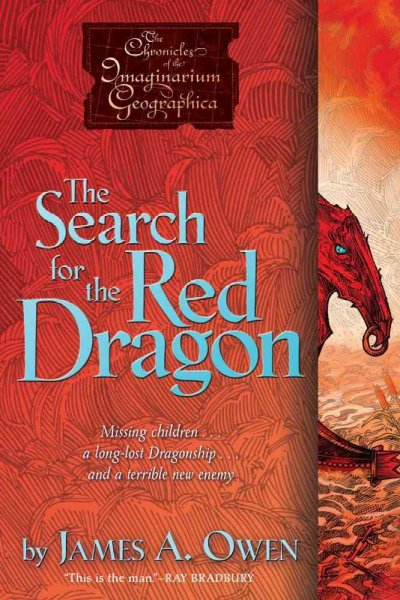 The Search for the Red Dragon (2) (Chronicles of the Imaginarium Geographica, The)
