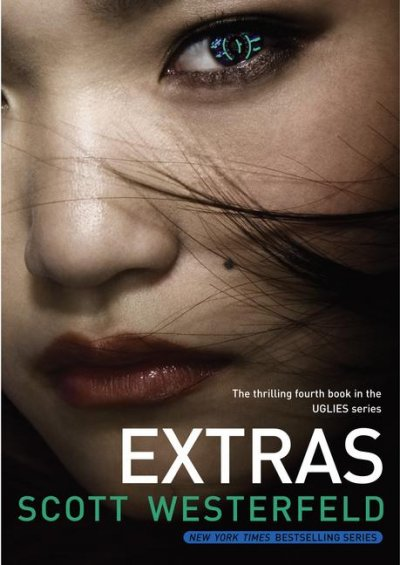 Extras (The Uglies) cover