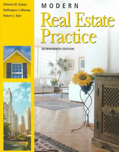 Modern Real Estate Practice cover