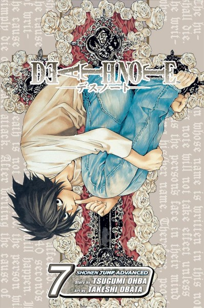 Death Note, Vol. 7 cover