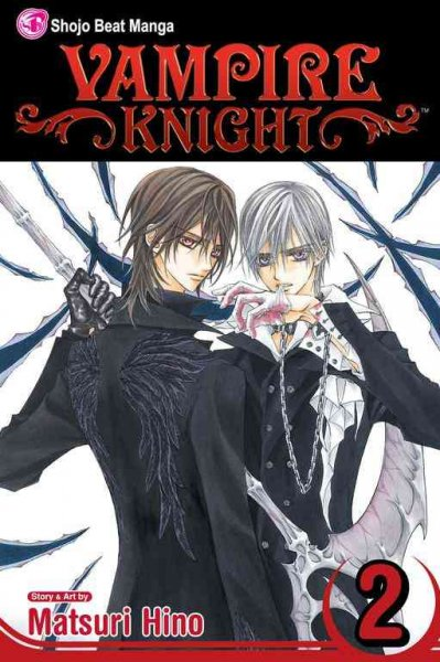 Vampire Knight, Vol. 2 (2) cover