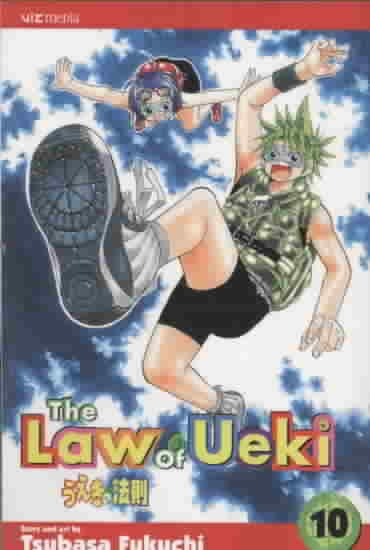 The Law of Ueki, Vol. 10: All Quiet on the Ueki Front... (10) cover