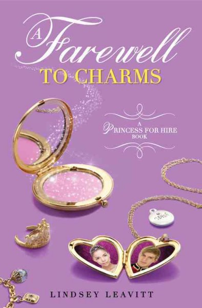 A Farewell to Charms (A Princess for Hire Book) (Princess for Hire Book A) cover