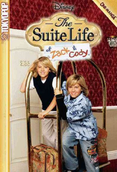 Suite Life of Zack and Cody SCHOLASTIC EDITION cover