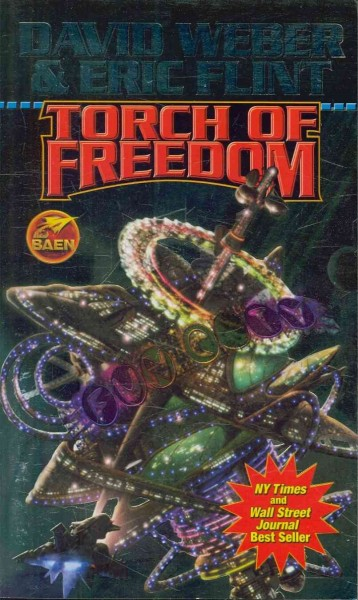 Torch of Freedom (Honorverse) cover