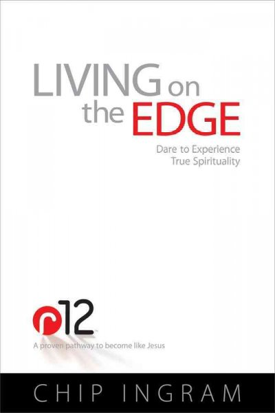 Living on the Edge: Dare to Experience True Spirituality cover