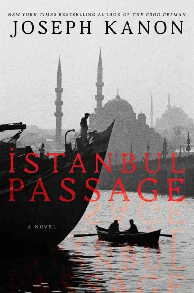 Istanbul Passage: A Novel cover