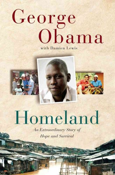 Homeland: An Extraordinary Story of Hope and Survival cover