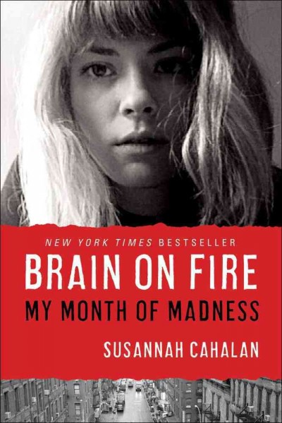 Brain on Fire: My Month of Madness cover