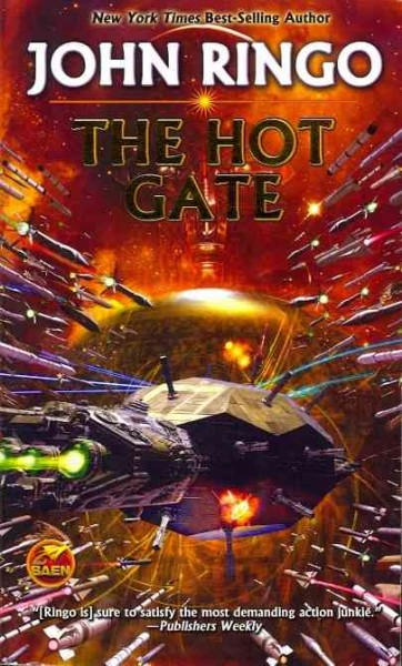 The Hot Gate (Troy Rising) cover