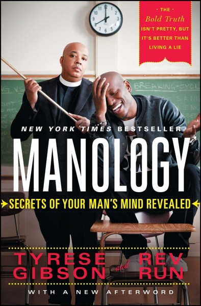 Manology: Secrets of Your Man's Mind Revealed cover
