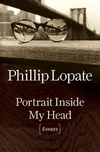 Portrait Inside My Head: Essays cover