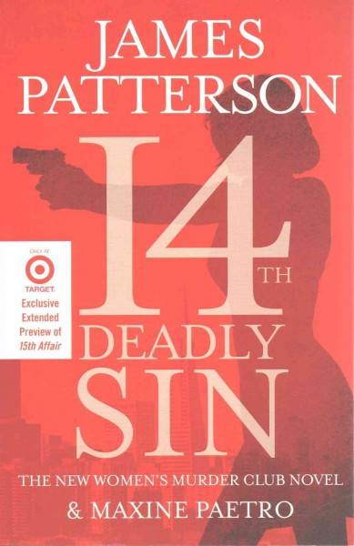 14th Deadly Sin (Women's Murder Club) by James Patterson (2015-08-13)
